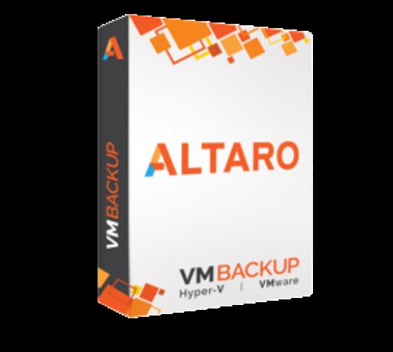 Picture of Altaro VM Backup for Hyper‐V ‐ Standard Edition