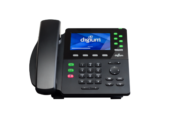 Picture of Digium D65 VoIP SIP Telephone