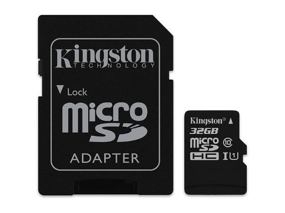 Picture of Kingston 32 GB micro SD card