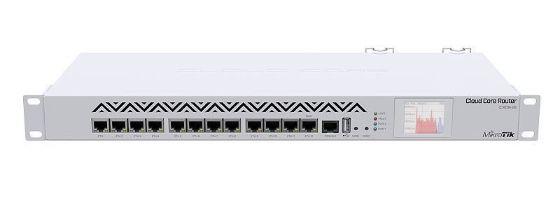 Picture of MikroTik CCR1016-12G Cloud Core Router