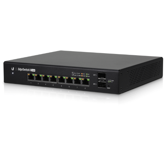Picture of EdgeSwitch 8 150W
