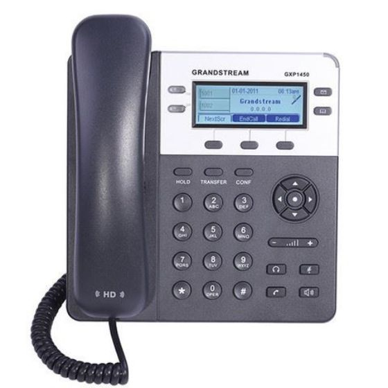 Picture of Grandstream GXP1450 IP Phone