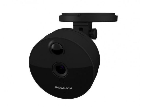 Picture of Foscam HD720P C1 (black) Wireless & Wired Night Vision IP camera - (EOL Import)