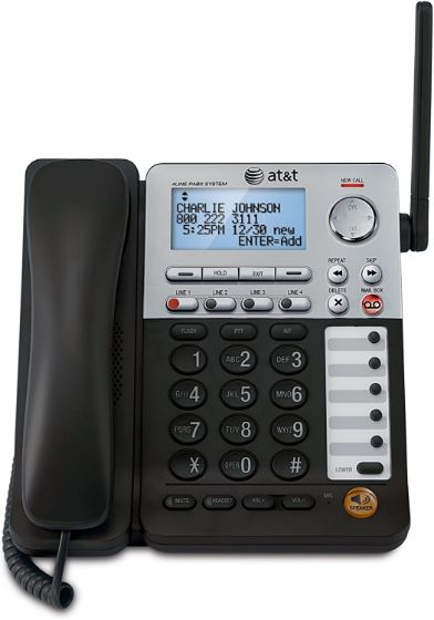 Picture of V-Tech SB67148 SynJ 4 x line telephone